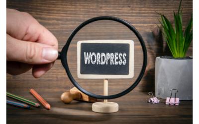 Pourquoi travailler avec WordPress ?